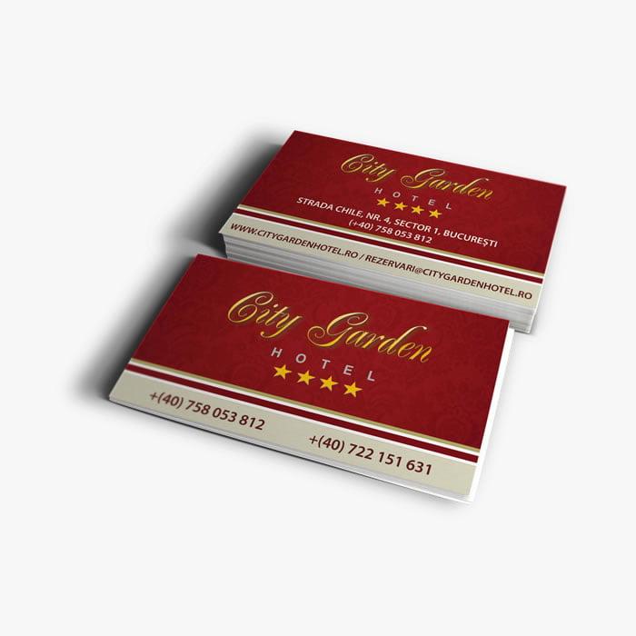 Carti de vizita - Design carti de vizita profesioniste