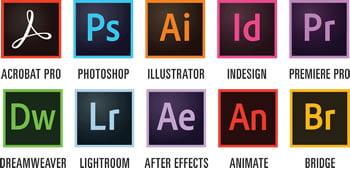 Instalare Adobe - Instalare Acrobat Pro | Instalare Adobe Photoshop | Instalare Adobe Illustrator | Instalare Adobe InDesign | Instalare Adobe Premiere Pro | Instalare Adobe Dreamweaver | Instalare Adobe LightRoom | Instalare Adobe After Effects | Instalare Adobe Animate | Instalare Adobe Bridge